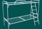 Металлические кровати двухъярусные, оптом кровати