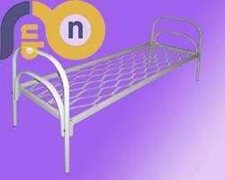Кровати металлические в разных вариантах конструкций