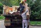 Вывоз и утилизация мебели, быт.техники, хлама
